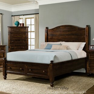 Darby Home Co Desaree Storage Panel Bed