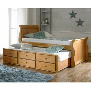 Guest Bed With Trundle By August Grove