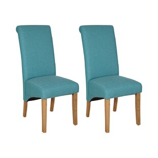 Brimmer Upholstered Dining Chair (Set Of 2) By Marlow Home Co.