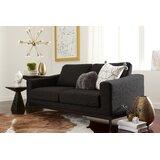 """Olivia 86"""" Square Arm Sofa"""