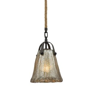 Bungalow Rose Marjane 1-Light Cone Pendant