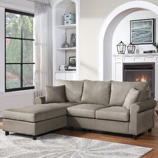 Affton 77 Left Hand Facing Sectional by Red Barrel Studio