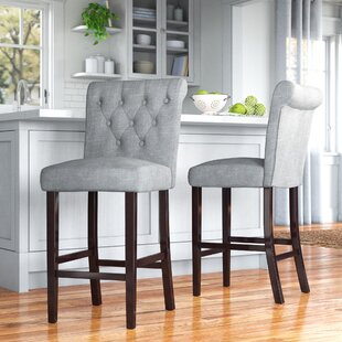 Quane 26 Counter Stool Set of 2 by Andover Mills