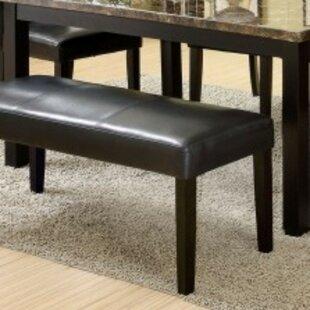 Traxler Upholstered Bench by Winston Porter