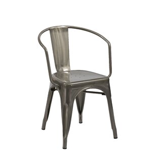 17 Stories Sheree Arm Chair (Set of 4)