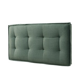 Mireille Tufted Upholstered Panel Headboard by Andover Mills