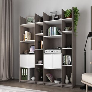 Find the perfect Frederick Standard Bookcase by Latitude Run