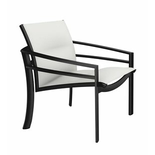 Tropitone KOR Padded Sling Patio Chair