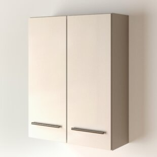 Javier 50cm X 64cm Wall Mounted Cabinet By Zipcode Design