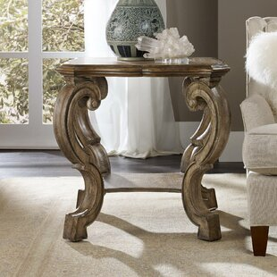 Solana End Table by Hooker Furniture