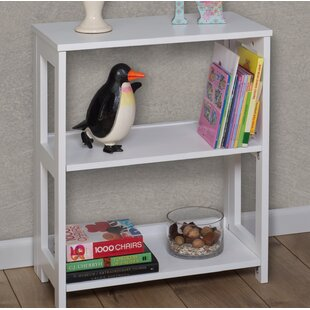 Comparison Belue Standard Bookcase by Rebrilliant