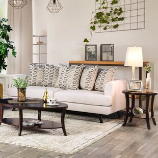 Landover Sofa by Everly Quinn Great price