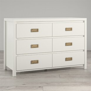 Monarch Hill Haven 6 Drawer Double Dresser by Little Seeds