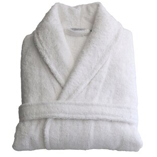 Eulalia 100% Turkish Cotton Terry Cloth Bathrobe