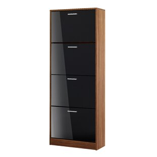 12 Pair Shoe Storage Cabinet By Brayden Studio