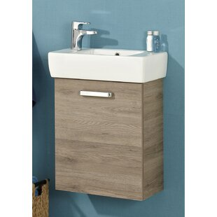 Offenbach 500mm Wall Mounted Vanity Unit By Quickset