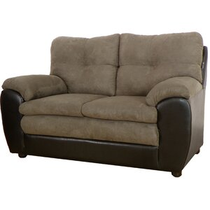 Brewster Loveseat by Andover Mills