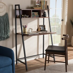 Wrought Studio Faulk Desk With Hutch