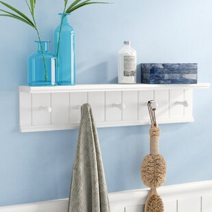 Madyson Wall Floating Shelf by Beachcrest Home