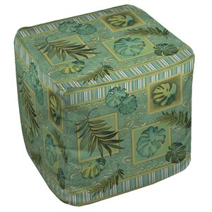 Tropic of Cancer Ottoman by Manual Woodworkers & Weavers