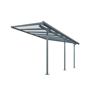 Sierra W 3 X D 5.5m D Patio Awning By Palram