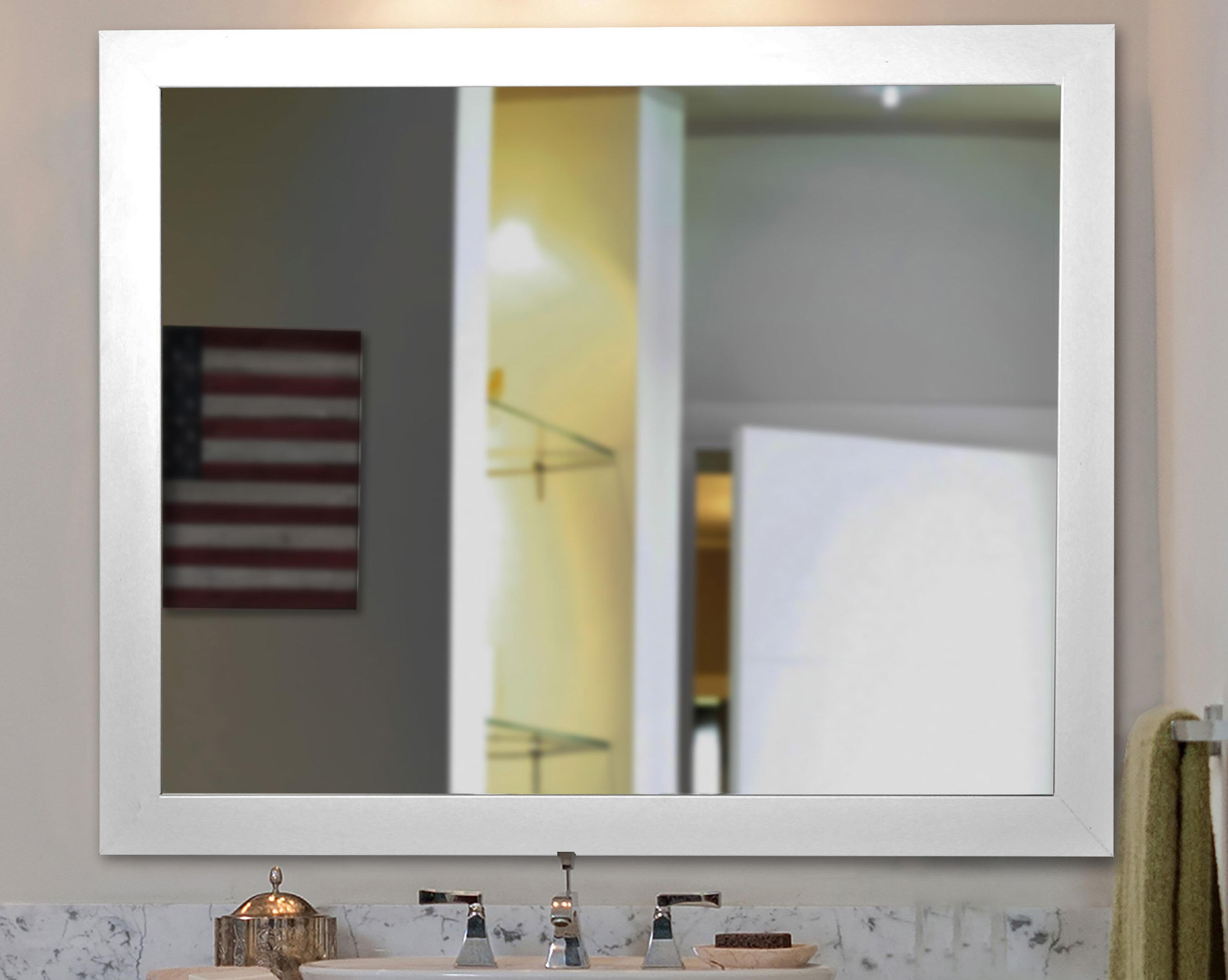 Wade Logan American Made Accent Wall Mirror & Reviews | Wayfair