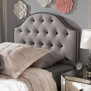 Dillinger Upholstered Panel Headboard by Willa Arlo Interiors