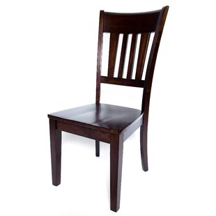 Solid Wood Dining Chair (Set of 2) AW Furniture