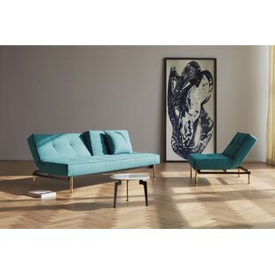 SplitBack Convertible Chair