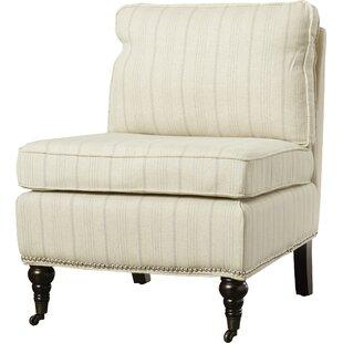 Slipper Chair By August Grove