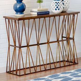 Brookover Console Table by Mercury Row