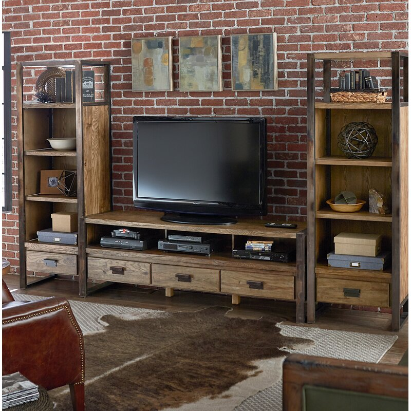 Cecily Tv Stand For Tvs Up To 75 With Piers Birch Lane