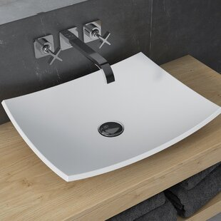 Kraus Natura™ Rectangular Vessel Bathroom Sink