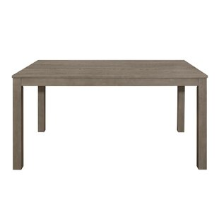 Best Reviews Selina Wood Dining Table By Gracie Oaks