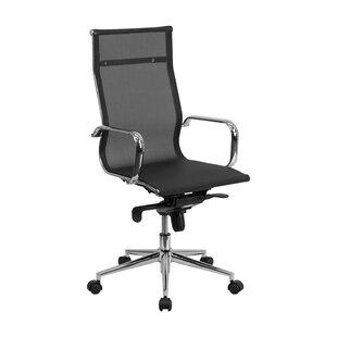 Latitude Run Matherly High Back Swivel Mesh Office Chair