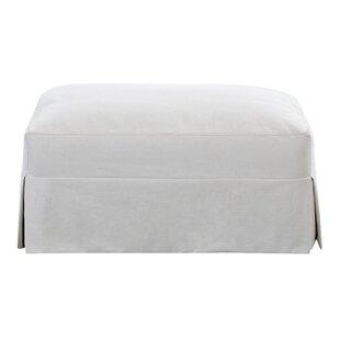 Carly Ottoman by Wayfair Custom Upholstery™