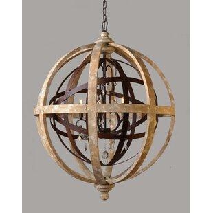 Gracie Oaks 5-Light Pendant