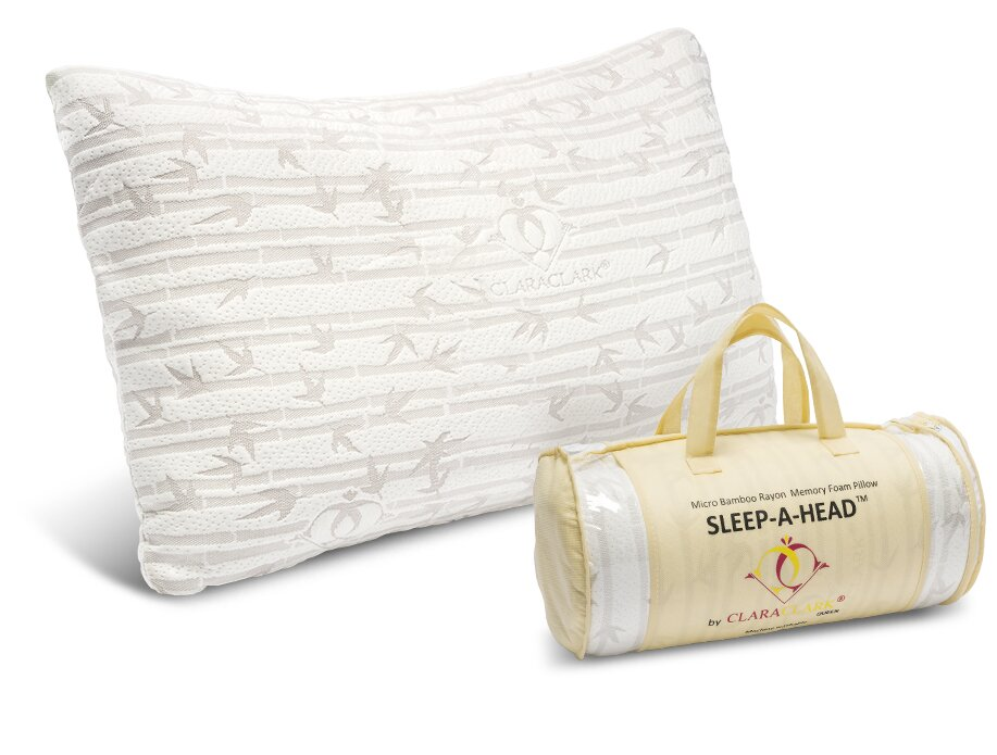 memory foam bed pillows sku clck1009 defaultname