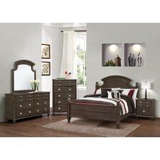 Daley Panel Customizable Bedroom Set by Darby Home Co