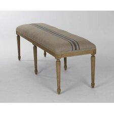 Louis Bedroom Bench by Zentique Inc.