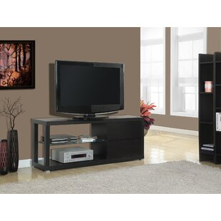 TV Stand for TVs up to 60 by Monarch Specialties Inc.