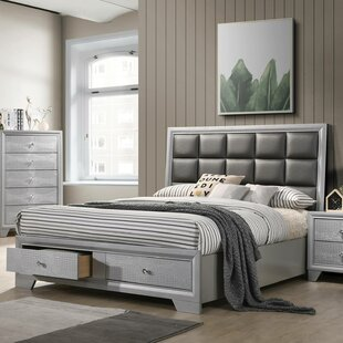 Reviews Wash Upholstered Platform Bed by House of Hampton Reviews (2019) & Buyer's Guide