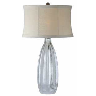 Compare prices Croyden 30 Table Lamp By Highland Dunes