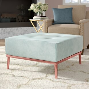 Abdallah Glam Tufted Cocktail Ottoman By Mercer41