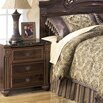 Find a Fredrick 2 Drawer Nightstand by Astoria Grand