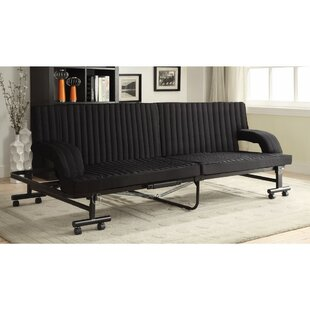 Vick Versatile Chaise Convertible Sofa by..