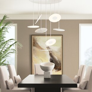 Circa 7-Light LED Cluster Pendant by Pablo Designs