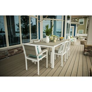 Orren Ellis Wittenberg Outdoor 7 Piece Dining Set