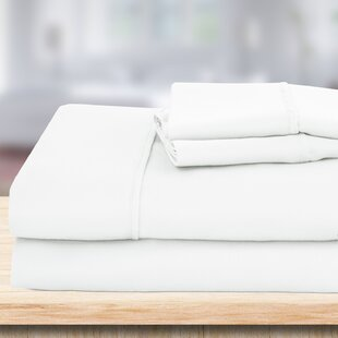 4 Piece 1500 Thread Count Sheet Set