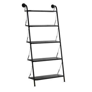 Bramblett Metal Wall Ladder Bookcase By Williston Forge